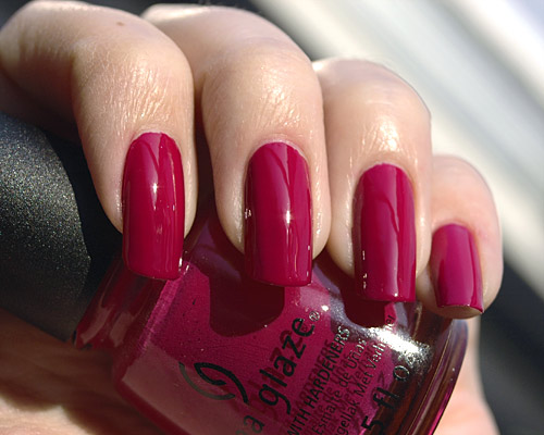 Learn These Best China Glaze Colors {Swypeout}